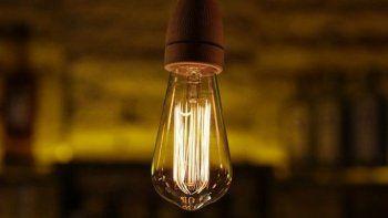 la tarifa de luz subira 38% en el interior del pais