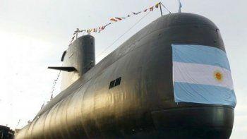 sigue la intensa busqueda del submarino desaparecido