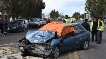 Gabriel Alvarez falleció ayer mientras volvía del autódromo. Fue al chocar de frente con un remís que regresaba a su base de Rada Tilly.