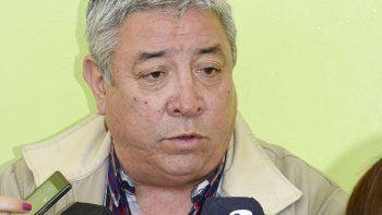 Ricardo Mutio, presidente del PJ Chubut.