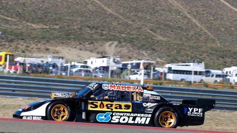 Dos años después Josito Di Palma volvió a ganar en Comodoro Rivadavia, y sumó su tercer triunfo en la temporada.