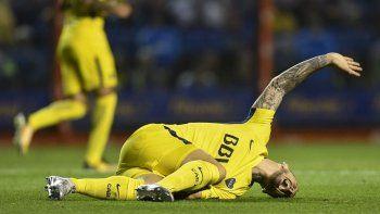 dario benedetto se pierde el mundial: rotura de ligamentos cruzados