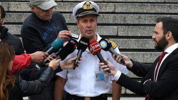 ninguna unidad de la armada zarpa sin condiciones para navegar