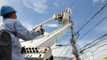 manana habra corte de luz en barrios de zona sur y rada tilly