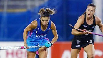 las leonas quedaron eliminadas de la world league
