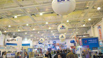 La Expo Industrial, Comercial y de Innovación Tecnológica comienza hoy en el Predio Ferial.