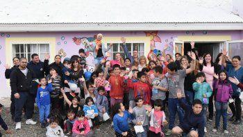 Los Centros de Promoción Barrial despiden el año  en el Centro Cultural