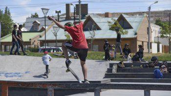 este sabado se realiza la 5ta fecha de la copa argentina de skateboarding