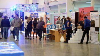comenzo la 4º edicion de la expo industrial, comercial y de innovacion tecnologica