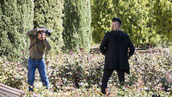 convocan a una quedada entre fotografos y modelos