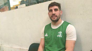 Daniel Hure afirmó que Gimnasia tiene que ratificar en la Liga Nacional lo que hizo en el reciente Torneo Super 20.
