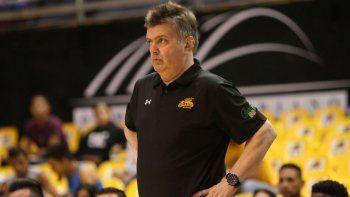 Fernando Duró también es entrenador de Guaros de Lara, Venezuela.