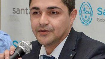 Lisandro De la Torre pidió al gobierno nacional que cumpla con su compromiso de aportar recursos para combatir el narcotráfico.