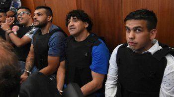 Ayer se celebró la tercera jornada del juicio oral y público contra la banda Los Monos.