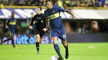 El colombiano Edwin Cardona cumplió la suspensión y está listo para volver a la titularidad en Boca.