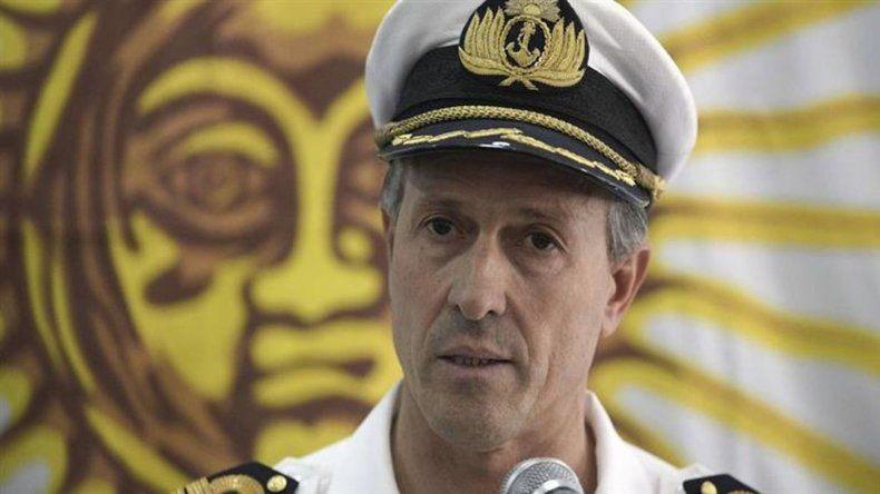La Armada ya no busca con vida a la tripulación