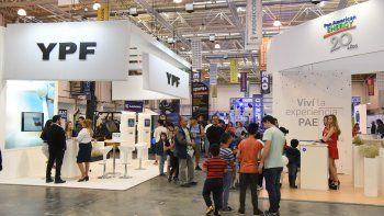 Más de 30 mil personas visitaron durante cuatro días la Expo Industrial, Comercial y de Innovación Tecnológica 2017.