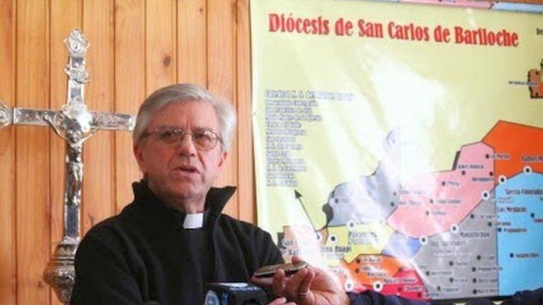 Obispo de Bariloche denuncia que se está creando un enemigo interno con la RAM