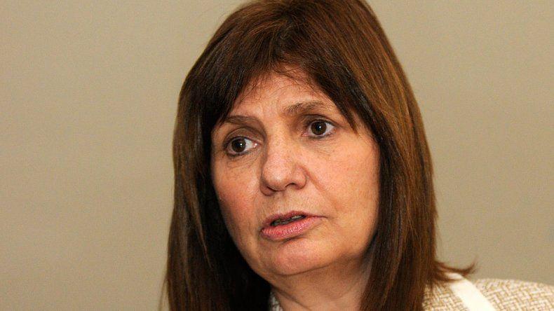 La oposición pretende citar al Congreso a los ministros Patricia Bullrich y Oscar Aguad.