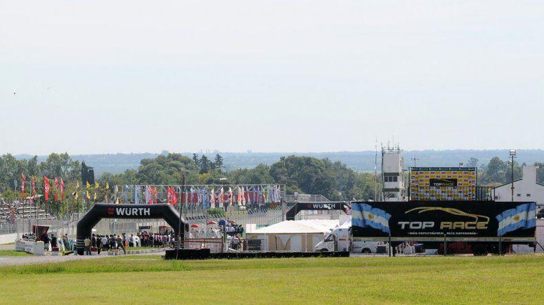 La Top Race prepara su desembarco en el autódromo de Paraná para definir sus campeonatos.
