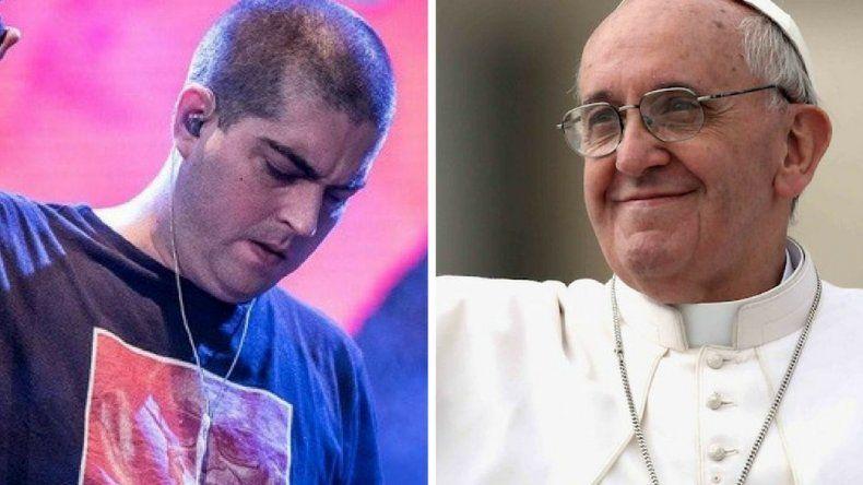Pato Fontanet le hará llegar una carta al Papa Francisco