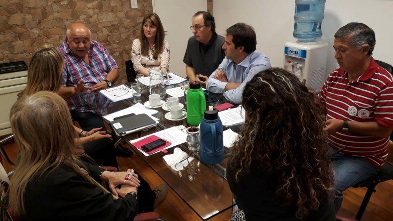 ONG expusieron en el Concejo un proyecto de intervención social