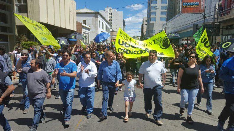 Linares: estamos totalmente en desacuerdo de las reformas laborales