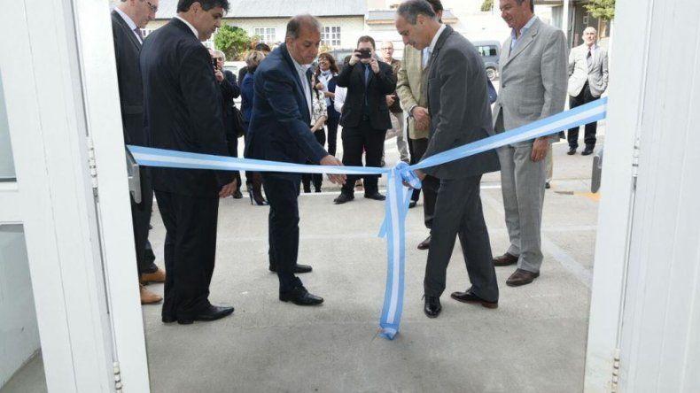 El Banco Nación inauguró su nueva sucursal en Comodoro