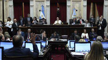 la reforma previsional fue aprobada por amplia mayoria en el senado