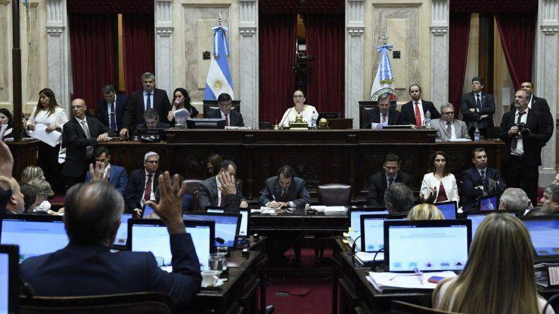 La reforma previsional fue aprobada por amplia mayoría en el Senado