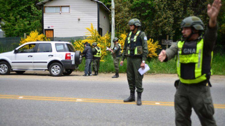 En medio de fuertes controles llegan las comitivas al G20 en Bariloche