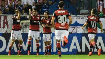 independiente jugara la final de la copa con flamengo