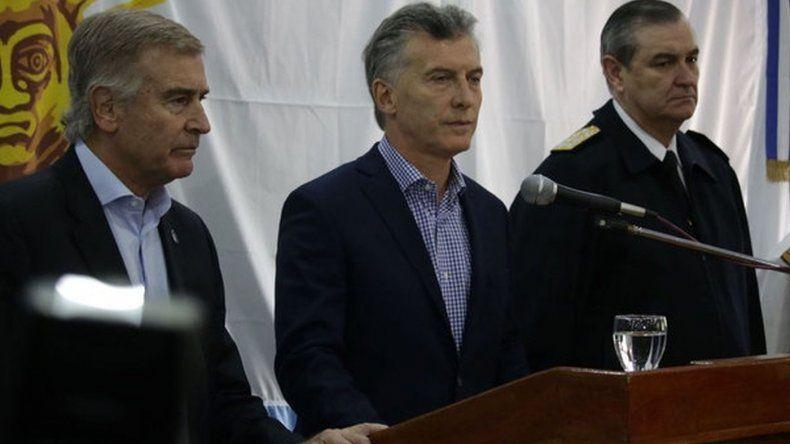 Tras el cese del rescate, Macri dará un mensaje grabado