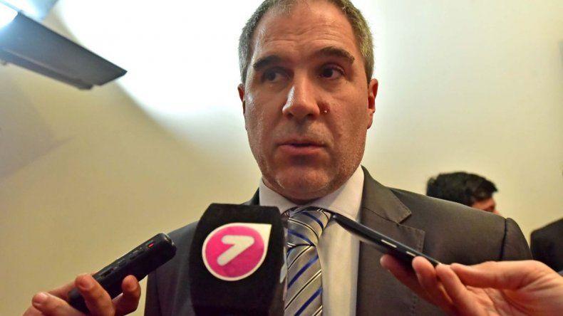 Pablo Oca: no hay manera de pagar los sueldos de noviembre