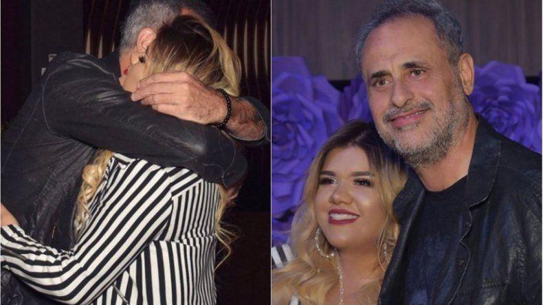 El video de Rial a Morena tras la cirugía reconstructora