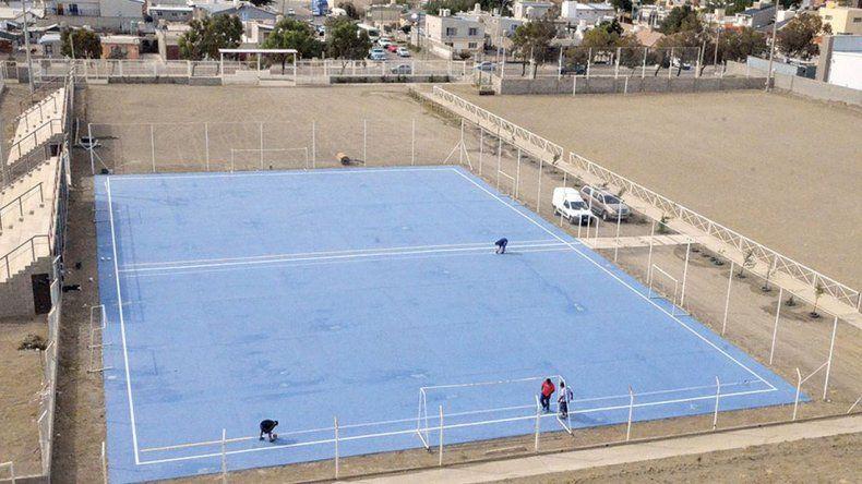 Portugués abrió las inscripciones para la escuelita de fútbol de verano