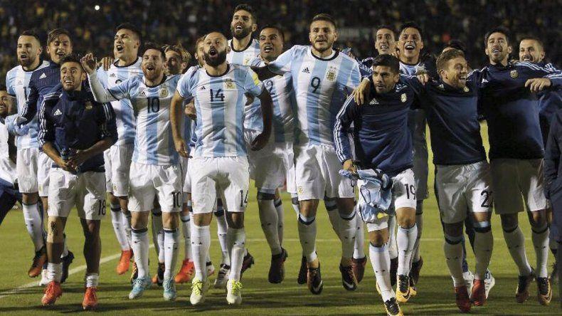 Argentina encabeza el grupo D y debutará ante Islandia