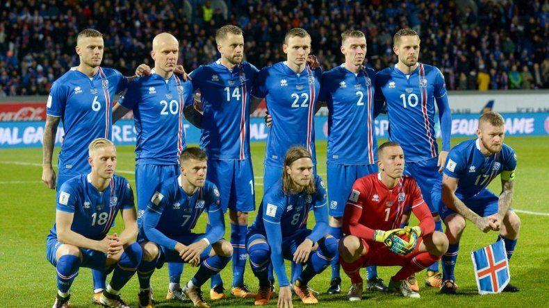 Horario, día y sede de Argentina-Islandia