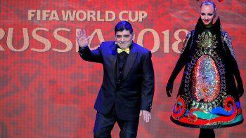 Maradona destrozó a la Selección