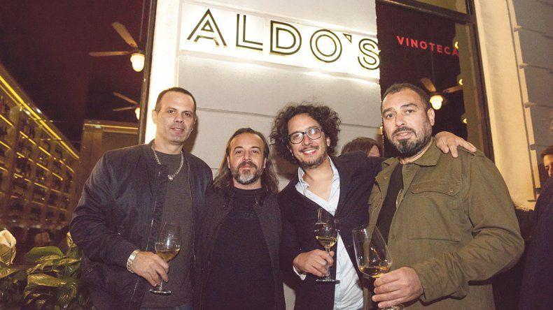 Inauguro Aldos Palermo