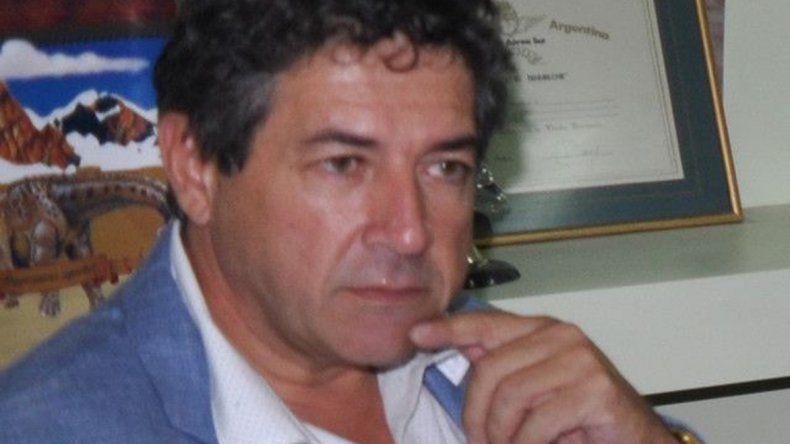 Daniel Laudonio es el actual presidente del PRO y va por la reelección.  Su adversario