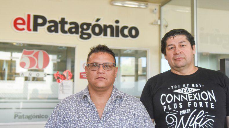 Cayumán y Martínez integran la lista alternativa que irá por el cambio en el Fútbol de Salón.