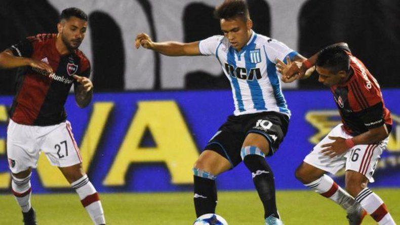 Racing no se rindió y se llevó un empate de Rosario