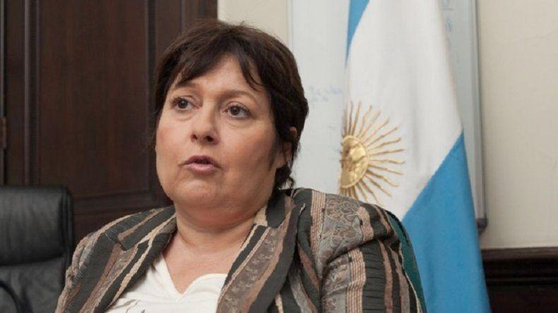 Graciela Ocaña (Cambiemos).