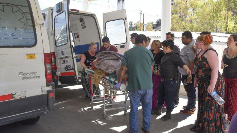 Choque frontal deja cuatro heridos en Ruta 26