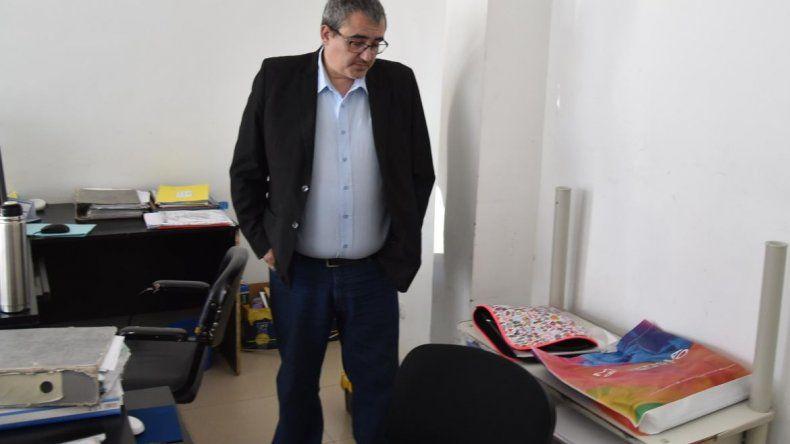 Ladrones desmantelan equipos informáticos de estudio contable