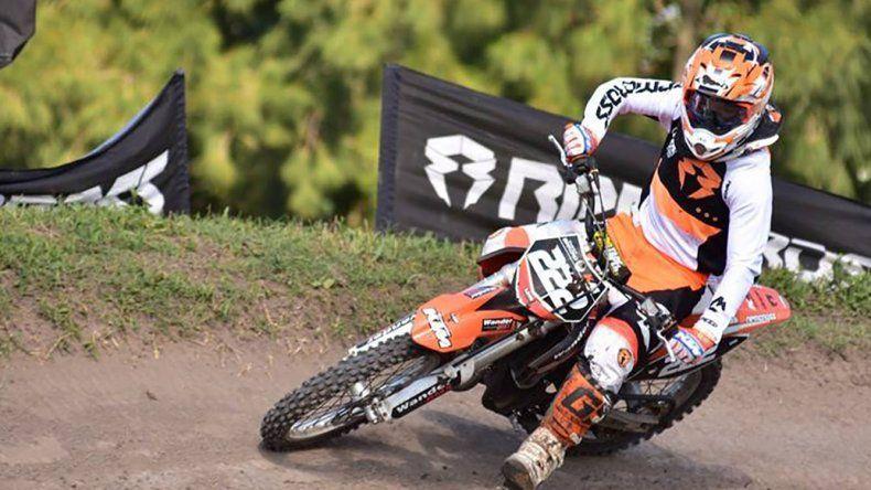 Tomás Brazao cerró el año con un nuevo triunfo.