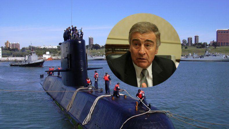 Aguad confirmó que los tripulantes están muertos