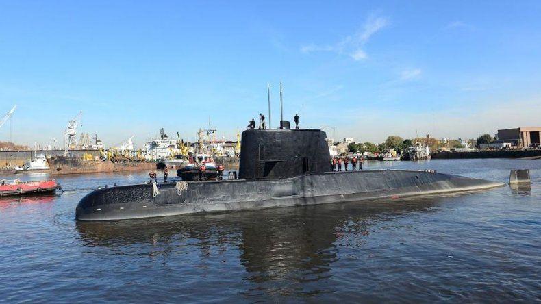La Armada respaldó los dichos de Aguad y evalúan nuevos indicios