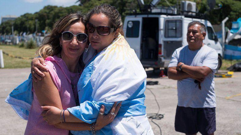 Continúa la búsqueda del ARA San Juan a tres semanas de su desaparición